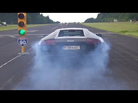 UNLEASH THE BEAST! Lamborghini Murcielago W/ IPE Exhaust!