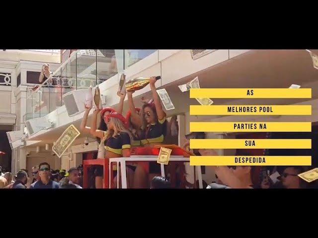 Pool Party Vegas - Agência Hangover!