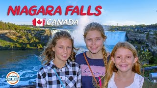 Download lagu Niagara Falls - Top Things To See & Do | 90+ Countries With 3 Kids
