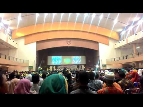 Wisuda Periode 1 UMY 2016 | Universitas Muhammadiyah Yogyakarta