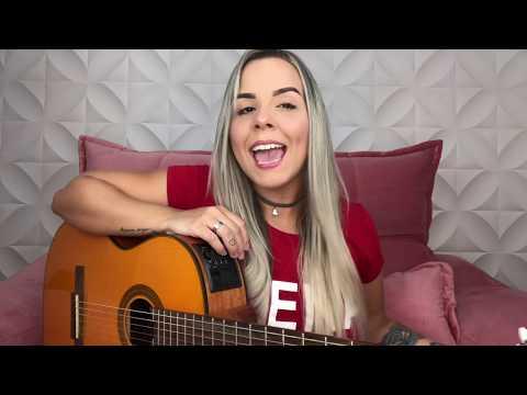 Bebi liguei - Marília Mendonça Cover - Marcela Ferreira