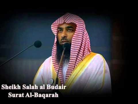 Surat Al-Baqarah by Sheikh Salah al Budair