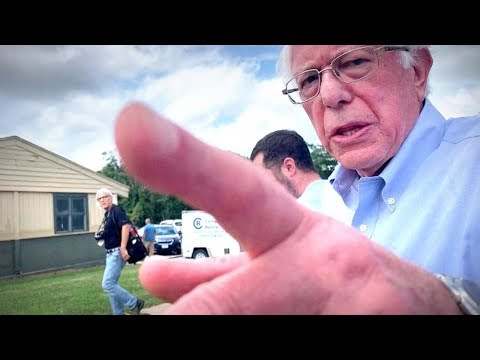 SCOOP: Bernie Sanders caught LYING about his honeymoon in the Soviet Union | Jessica Swietoniowski