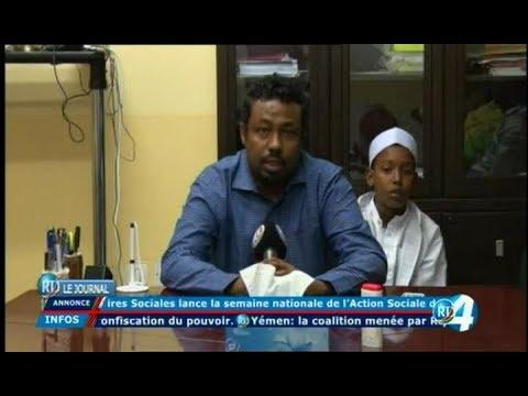 Télé Djibouti Chaine Youtube :JT Somali du 12/01/2018