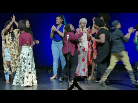 Women of the World Poetry Slam 2018