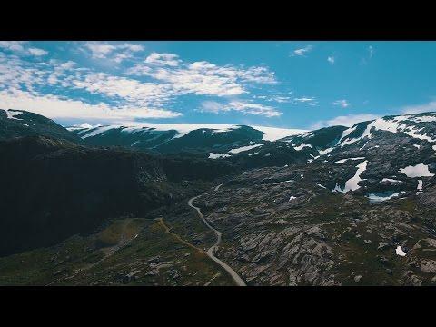 Jondal, Fonna and Bergen 2016