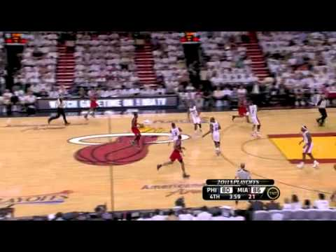 NBA Playoffs 2011: Phila Sixers Vs Miami Heat Game 5 ...