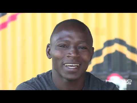 QUICK CHAT: With Wilfred Seguya
