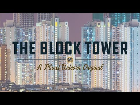 The Block Tower // By Toby Harriman