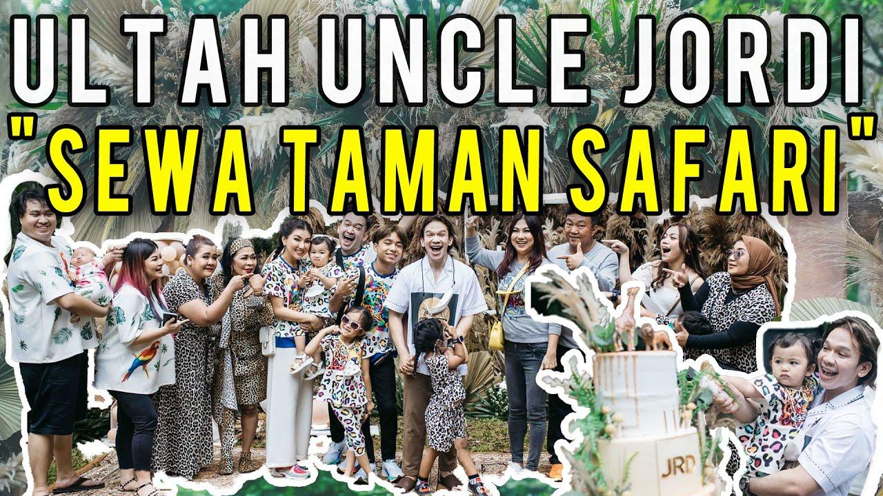 The Onsu Family - Perayaan Ulang Tahun Uncle Jordi, bikin keponakan seneng!