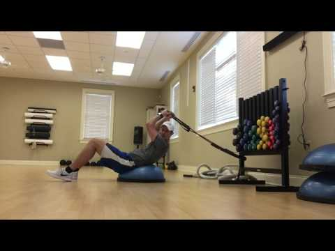 Golf Core exercises to make you hit longer drives
