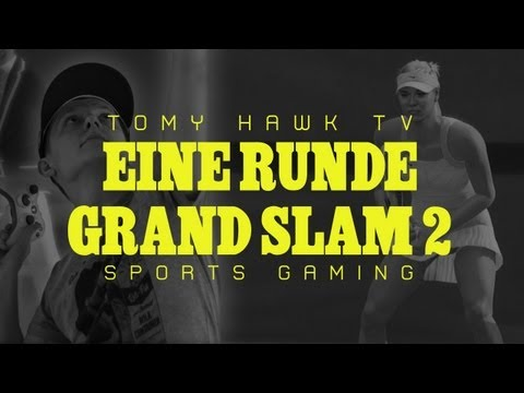 Let's Play Grand Slam Tennis 2 mit Facecam (inkl. Telefonanruf) - Tomy Hawk TV [Deutsch/Gameplay/HD]