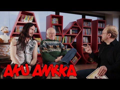 Aku Ankan toimitus haastattelee: Tuomas Holopainen ja Don Rosa