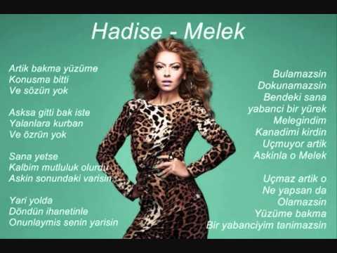 Hadise Melek Karaoke