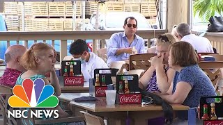 Florida Sets New Record As COVID-19 Cases Continue To Spike | NBC News NOW