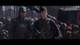 Великая стена  дублированный трейлер  скоро в кино