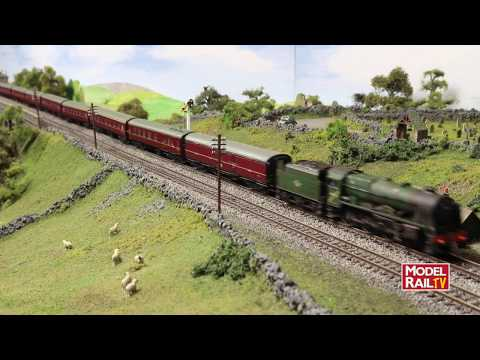 Model Rail Magazine layout - Dentdale