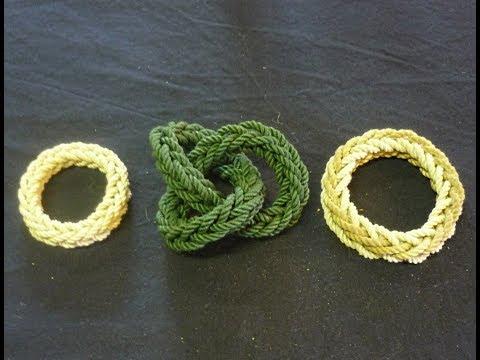 Single strand 8-plait Grommet