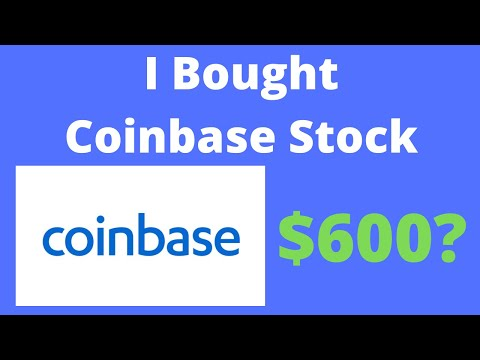 I Just Bought Coinbase Stock! COIN Price Prediction for Best Crypto Exchange