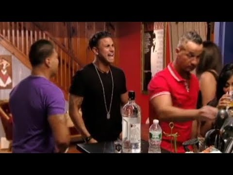 Cabs Are Here Compilation Jersey Shore Pauly D Youtube