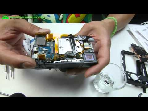 Sony RX100 Mark IV Disassembly/Assembly! [What's Inside]