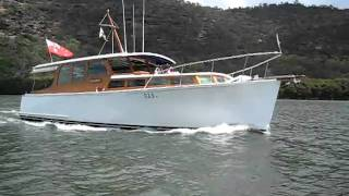 1963 Halvorsen Cruiser | Sentry Box Reach, Hawkesbury River, Sydney