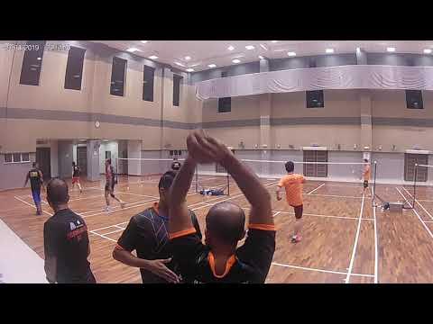 #friendlymatch ONXON BC Vs SELAYANG UNITED BC - Part 1
