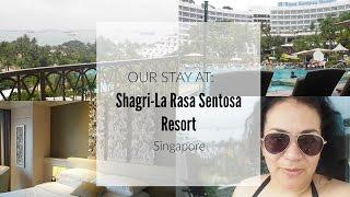 Our Stay At Shangri-La Rasa Sentosa Resort & Spa, Singapore