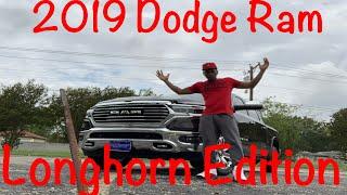 2019 Dodge Ram 1500 Longhorn Edition Review