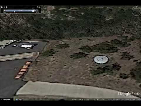 mesa jet propulsion laboratory UFO spotted sighting 2017
