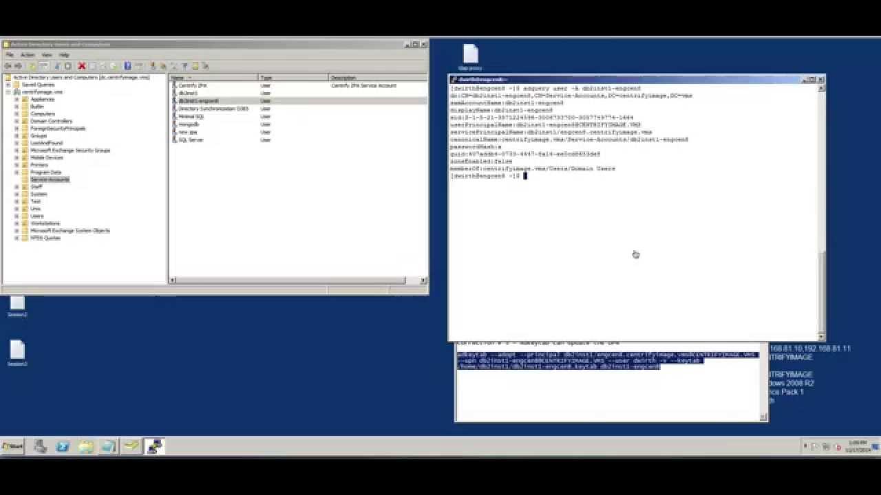 HOWTO: Configure the IBM DB2 SSO Module for Kerberos/GSSAPI SSO