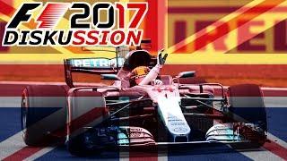 Großbritannien GP Diskussion Livestream auf Twitch (F1 2017) - Reifendebakel bei Ferrari!
