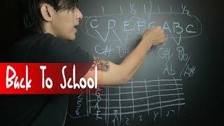 #1 Back To School Khusus Gitaris Pemula!! Pelajaran Dasar Belatih Gitar Kalian Wajib Tahu