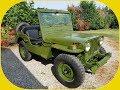 JEEP WILLIS Benzina Anno 1956