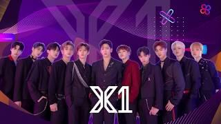엑스원(X1) 전국체육대회 홍보영상