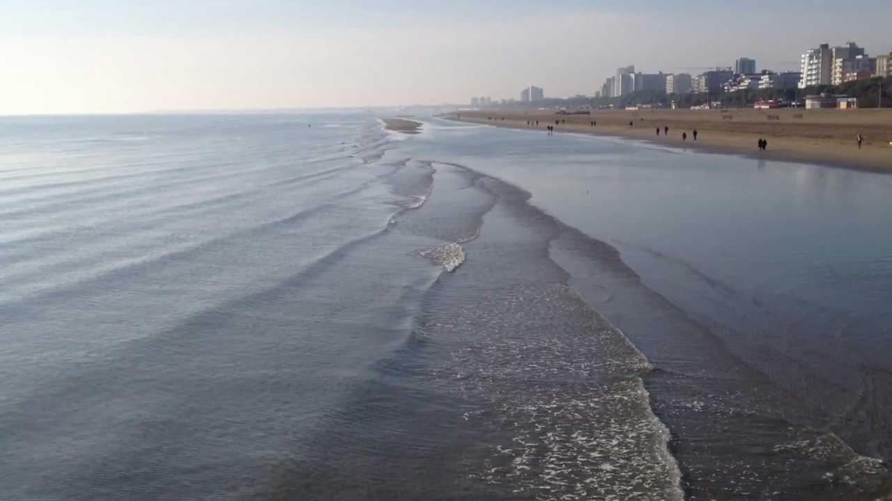Meeresrauschen Am Strand Von Lignano Sabbiadoro Italien Youtube