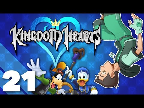 Kingdom Hearts - #21 - Bees, Battle, Boat - Story Mode