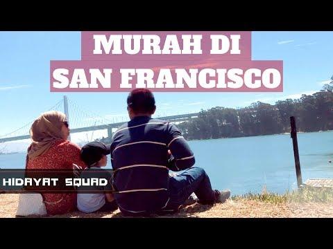Suasana Amerika, Treasure Island San Francisco, WISATA MURAH