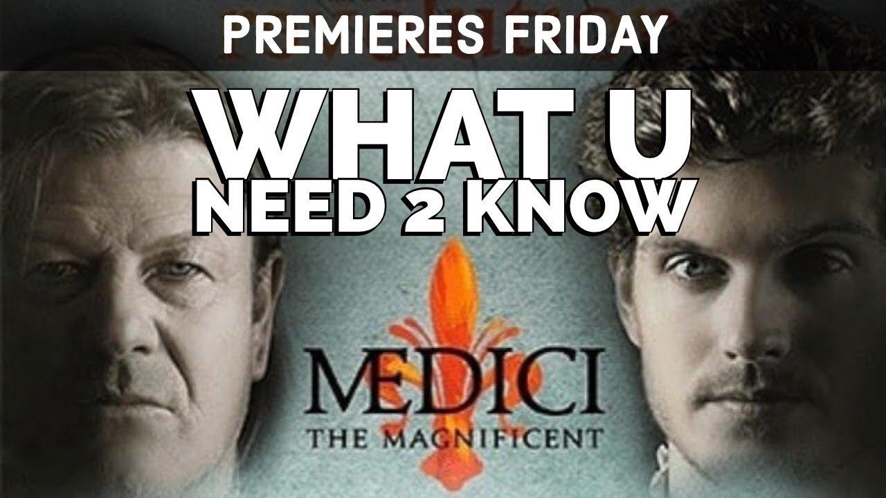 medici season 1 recap