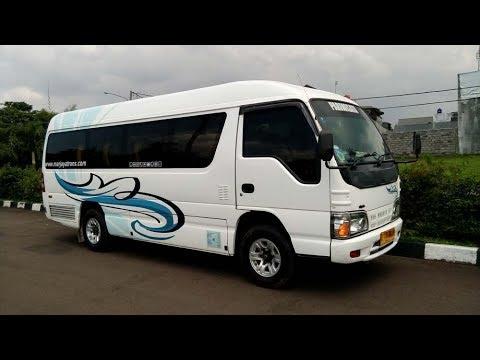 8 Harga Isuzu Elf Microbus 2018 Untuk Travel dan Rental