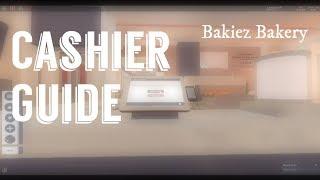 Bakiez Bakery- Guía de Cajeros (ROBLOX)