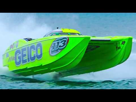 12 Fastest Boats In The World