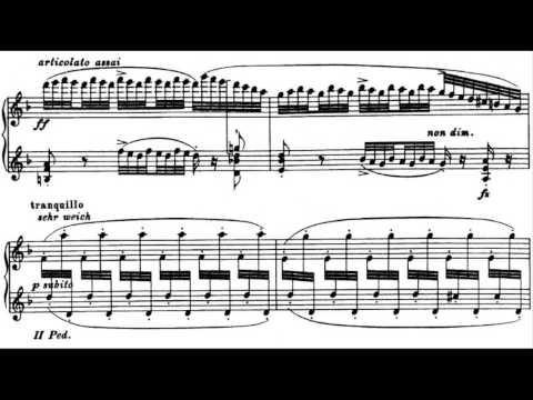 Bach-Busoni - Chaconne in D minor