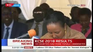 BREAKING NEWS: Juliet Otieno from Pangani Girls tops KCSE class of 2018