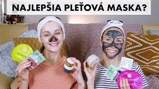 Najlepšia pleťová maska? + GIVEAWAY   TinaNaté