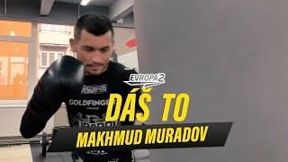 MACHMUD MURADOV (UFC) rozdrtil moderátory Evropy 2