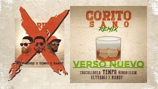 TEMPO x COSCULLUELA x ÑENGO FLOW x ELYSANIJ x RANDY Corito Sano Official Remix VERSO NUEVO