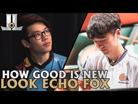 Echo Fox Signs Smoothie, Releases Altec, Adrian & FeniX | 2018 NA LCS Summer