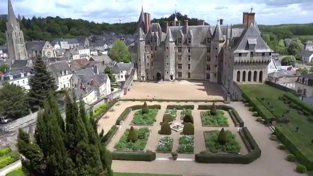Château de la Loire - Langeais (N°14) - YouTube