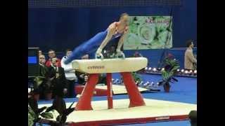 CUP Stella Zakharova-2013, личные финалы. Филипп Удэ (CRO) - конь